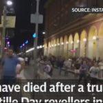 またもフランスで無差別テロか?南仏ニースで群衆にトラックが突入!80人以上が死亡との報道