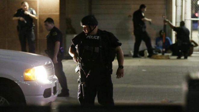 アメリカで黒人と白人警官との対立が激化!銃撃戦に暴動!世界情勢はますます不安定化へ!