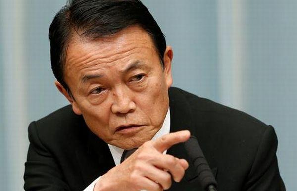【え?】麻生太郎氏がまたまたトンデモ発言「円高になっているんだからアベノミクスは成功だ!」