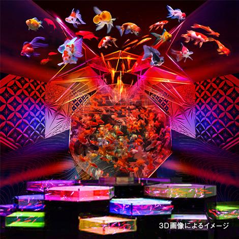 【神秘的】金魚が織り成す幻想的な美!アートアクアリウム展を紹介!