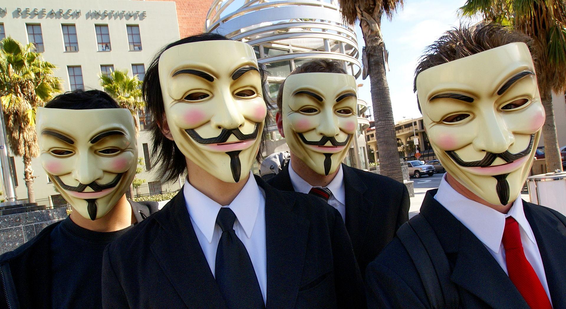 リオ五輪に反対してサイバー攻撃を仕掛けたハッカー集団「アノニマス」って一体何者!?