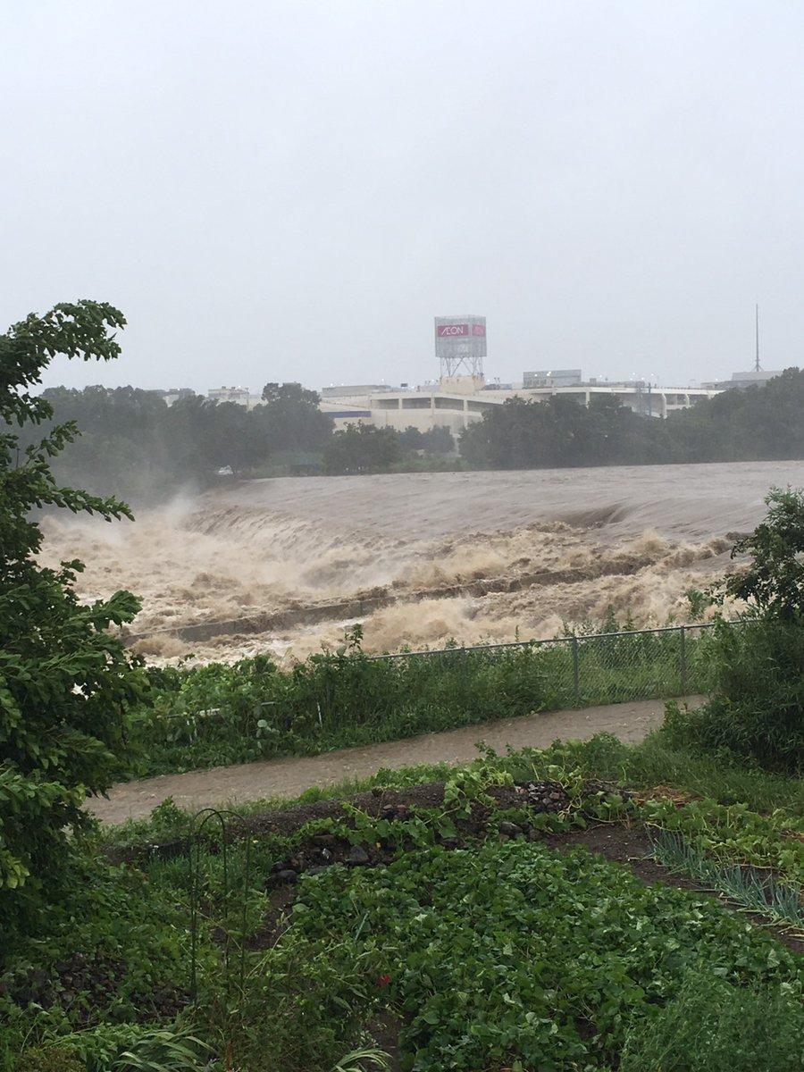 台風9号の被害・影響のまとめ!埼玉の不老川など複数の川が氾濫!西武多摩湖線が脱線!関東で異例の被害状況に!