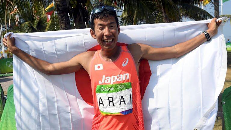 リオ五輪競歩の荒井広宙選手、日本側の抗議が実り失格取り消し!二転三転の末、銅メダル確定へ!