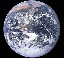 グローバル(地球)・イメージ