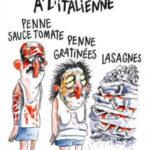 フランス紙「シャルリー・エブド」がイタリア地震の被災者を風刺!「弱者をバカにしている」と世界中で批判!