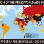 国境なき記者団が「沖縄での報道の自由が侵害されている懸念」を表明!「安倍政権後、メディアの自由度が大幅に後退している」