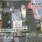 大阪・西淀川区の「アルトピノ歌島」で若い男性の遺体が発見!加害者と見られる40~60代くらいの女が自殺したとの情報!