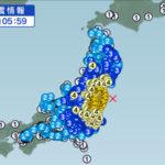 【地震まとめ】川を逆流する津波!福島第二原発3号機の冷却が一時停止するトラブルも!