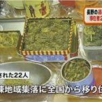 【ビックリ】長野の過疎地域の限界集落で「大麻コミュニティー」!?大町市や池田町に住む22人が一斉に逮捕される!