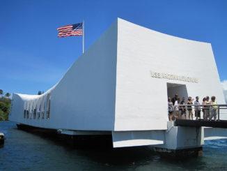 アリゾナ記念館(ウィキペディア)