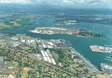 真珠湾イメージ(ウィキペディア)