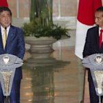 【もう止まらない】安倍総理、インドネシアでもばら撒き!740億円規模の支援と海上自衛隊の救難飛行艇も提供へ!