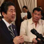 【驚き】安倍総理がフィリピンにミサイルを提供しようとするも、ドゥテルテ大統領がこれを拒否との報道!「第三次世界大戦はご免だ」