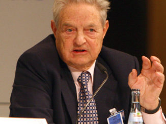 ジョージ・ソロス(ウィキペディア)