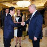【重要】安倍総理、近くトランプ新大統領と日米首脳会談へ!アメリカ側の要望で麻生財務相も同行か!
