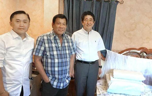 ドュテルテ&安倍総理