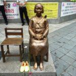 【裏には何が】慰安婦像の設置を巡って日本が韓国駐在大使引き上げ!稲田大臣の靖国参拝をきっかけに日韓は融和路線から一転!
