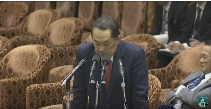 【辞任して】民進・階猛議員の質問に金田法務大臣がついにお手上げ宣言!「私の頭脳が対応できなくて申し訳ない」