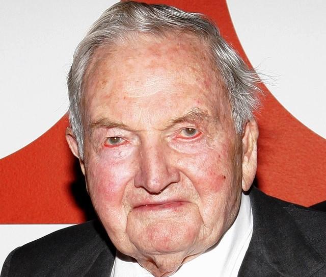 【ネオコン戦争屋勢力の番頭】デイビッド・ロックフェラーが死去したと米メディアが報道!享年101歳!