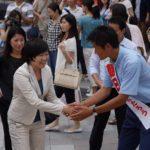 【これも酷い】安倍昭恵総理夫人、お付きの官僚を自民党の選挙応援に随行させていた!国家公務員法違反の可能性!