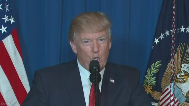 【ヤバイ】アメリカがシリアに大規模軍事攻撃!トランプ大統領が声明を発表!安倍総理が早くも支持を表明!