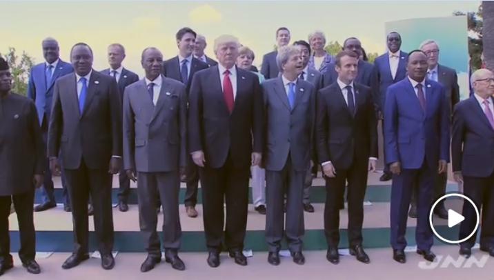 イタリアで行なわれていたG7サミットが閉幕!アメリカはパリ協定脱退の可能性を示唆!トランプ大統領「近いうちにどうするか決定する」