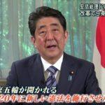 【総理までもが私人に】萩生田官房副長官「安倍首相による(ビデオメッセージでの)改正案は自民党総裁としての個人的提案だった」