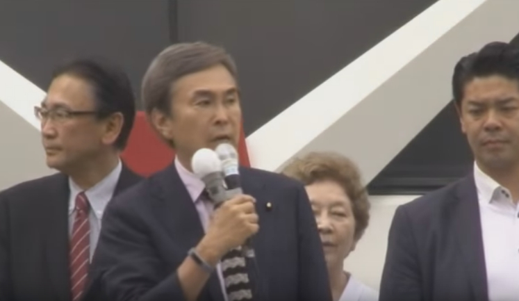【なんだって!?】安倍総理の唯一の街頭演説で石原伸晃氏が壮大にやらかす!「皆さま、拍手を持っておマヌケ…おまぐめください」!?