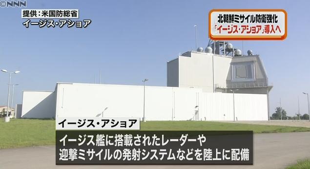 【軍需利権】北朝鮮危機を受け日米2プラス2を開催!安倍政権が1基当たり800億円超のイージス・アショアを購入することが決定!
