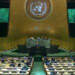 【酷い…】安倍総理の国連演説、予想以上にガラガラだったことが話題に!カタールやイラン首脳よりも閑散…