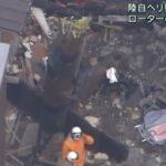 【奇跡的】佐賀・神埼市の自衛隊ヘリ墜落事故で軽傷の小5女児、墜落直前に2階から1階に移動し、現場と反対側のリビングに移動していた!
