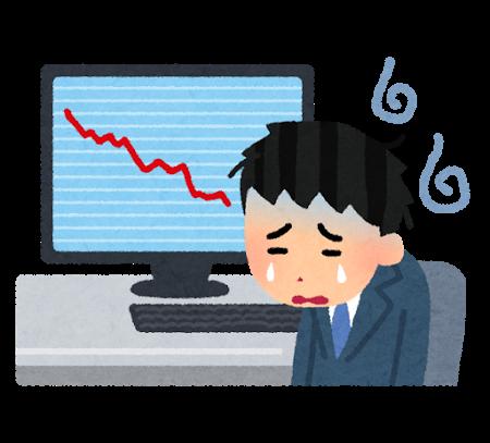 "【COVID-19】日経平均が大暴落!2万円割れで下げ幅が一時1200円を超える!「日銀&年金」のカンフル剤の""効果切れ""なら、日本の株式市場""大崩壊""の恐れ!"