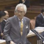 【醜悪】自民・西田昌司議員が太田理財局長に「バカか!」と恫喝!籠池氏との「口裏合わせ」を認めたのを受けて!ネット「馬鹿はお前だ」「みっともない猿芝居」