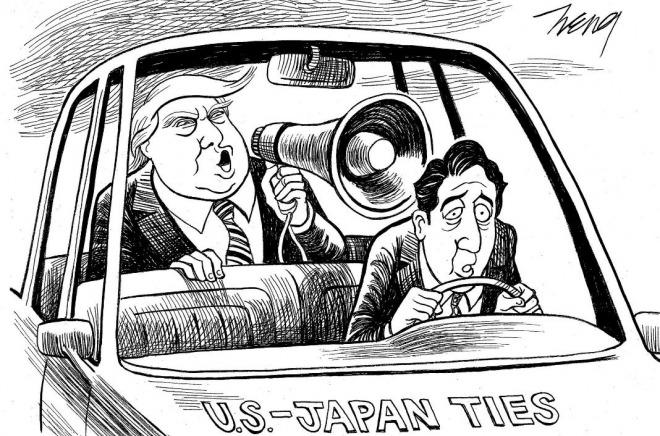 【売国】17年の日米会談時に「米カジノ大手の日本参入の働きかけあった」と米メディアが報道!安倍総理は「米側の要請一切なかった」と国会で答弁!