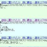 【新潟女児殺害】小林遼容疑者、逮捕の1週間前に5ちゃんねるに書き込みか!?「犯人はK」の暗示的なメッセージが話題に!