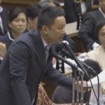 【快心】山本太郎議員が嘘と詭弁に腐心する安倍総理をぶった切り!「膿はあなた自身です!」→ネットで賛同の声相次ぐ!