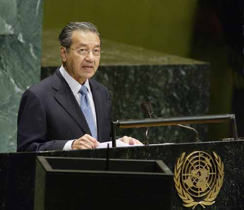 【スゴイ】マレーシア首相に返り咲いたマハティール氏(92)、消費税廃止やフェイクニュース対策法廃止など、次々と「反グローバル政策」を断行!以前には日本への激励メッセージも!