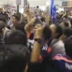 サッカーW杯日本の勝利に渋谷が狂乱状態に!どさくさに紛れ痴漢(パイタッチ)被害者も続出!スクランブル交差点に人が溢れ、救急車が通れない事態も