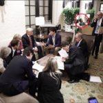 """G7の""""会議写真""""は合成だった!?「一人ぼっち状態」の安倍総理が、実際には存在すらしていなかった可能性が高まる!"""