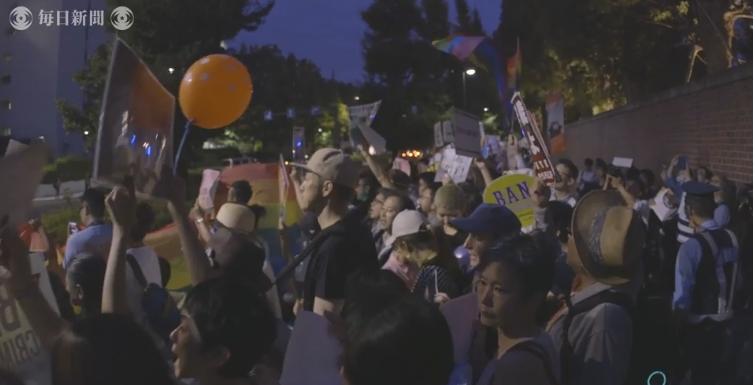 【優生発言】自民党本部前で杉田水脈議員の辞職を求める抗議デモが開催!5000人が集結!海外でもCNNやBBCなどが大々的に報道!