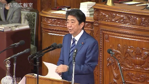 """安倍総理の所信表明演説が""""嘘だらけ""""と話題に!「沖縄の皆さんの心に寄り添い」「農家の皆さんの不安にもしっかり向き合い」→ネット「やってることが全て逆」"""