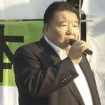 【遅すぎ】チャンネル桜・水島総社長らが官邸前で「移民反対」デモ!「欺瞞に満ちた亡国・売国法案」と安倍政権を痛烈非難!