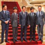【うわ…】TOKIOが公邸を訪問し、安倍総理と記念撮影!ネット「真ん中に山口(4区)メンバーがいる」「こっちの山口メンバーも同じ結末を迎えてもらいたい」