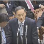 菅官房長官が「辺野古軟弱地盤」について虚偽説明!「事実に基づかない質問許されない」と望月記者を徹底攻撃してたのに!