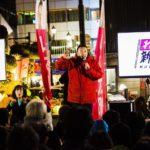 立憲・国民・共産・社民が連携の動き進むも、減税路線が広がらず!一方、「減税」貫くれいわ・山本太郎氏の演説には多くの聴衆と声援!