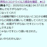 千葉の新型コロナ感染男性が「2ちゃん」で内情暴露か!肺炎症状の恐ろしさや、日本の深刻な受け入れ・検査体制の問題が明らかに…!