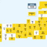 """【いよいよ】国内の新規コロナ感染数が過去最多の1557人に!東京も過去最多の463人!重症者も3週間で3倍に増加!→それでも安倍総理は""""夏休みモード""""満喫&国会開催も拒絶!"""
