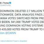 【前代未聞】トランプ大統領が「近く大型訴訟を起こす」と明言!パウエル元連邦検察官は「犯罪捜査を開始するのに十分な証拠を持っている」「外国製の投票集計ソフトが不正操作を実行」と指摘!