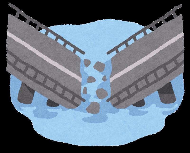 【ヤバすぎ】中央道の耐震補強工事の手抜き、「橋台の鉄筋が入っていない」ことが判明!問題の悪徳業者を宮内秀樹農水副大臣(自民二階派)が全面的に支援!