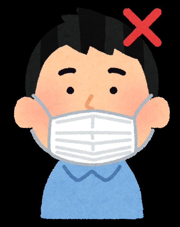 【何者?】「鼻出しマスク」を6回注意されても無視し続けた受験生(40代)、失格後にトイレに立てこもり警察に退去させられる!注意された後に咳き込むような仕草も!